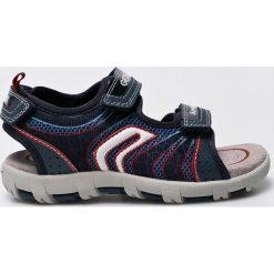 Geox - Sandały dziecięce. Buty sportowe chłopięce Geox, z gumy. W wyprzedaży za 179.90 zł.