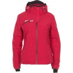 Kurtka narciarska w kolorze czerwonym. Kurtki damskie marki WED'ZE. W wyprzedaży za 259.95 zł.