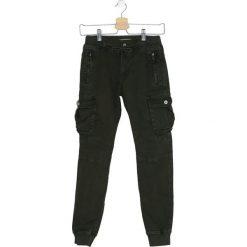 Ciemnozielone Jeansy Streamlined. Jeansy dla chłopców marki Reserved. Za 69.99 zł.