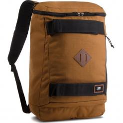 Plecak VANS - Hooks Skatepack VN0A3HM2RBT Rubber. Brązowe plecaki damskie Vans, w paski, z materiału, sportowe. W wyprzedaży za 169.00 zł.