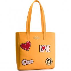 Torebka LOVE MOSCHINO - JC4081PP17LJ0400  Giallo. Żółte torebki do ręki damskie Love Moschino, ze skóry ekologicznej. Za 909.00 zł.