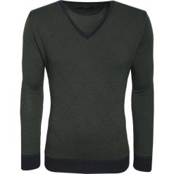 Sweter ENRICO 15-107CS. Swetry przez głowę męskie marki Giacomo Conti. Za 199.00 zł.
