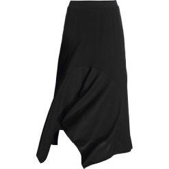 Spódnica bonprix czarny. Czarne spódnice damskie bonprix. Za 79.99 zł.