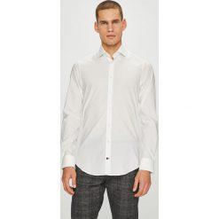 Tommy Hilfiger Tailored - Koszula. Szare koszule męskie Tommy Hilfiger Tailored, z długim rękawem. Za 359.90 zł.