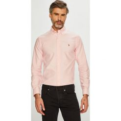 0bd9e429326782 Czerwone koszule męskie ze sklepu Answear.com, bez kołnierzyka, z ...
