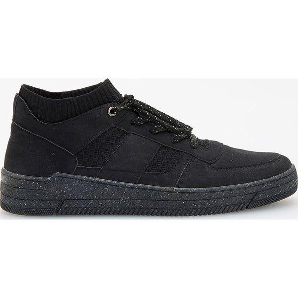 27cb9bc5535279 Czarne buty sportowe - Czarny - Buty sportowe męskie Reserved. W ...