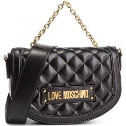 Torebka LOVE MOSCHINO - JC4002PP17LA0000 Nero. Czarne torebki do ręki damskie Love Moschino, ze skóry ekologicznej. Za 779.00 zł.