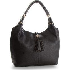 Torebka JENNY FAIRY - RC15270A Black. Czarne torebki do ręki damskie Jenny Fairy, ze skóry ekologicznej. Za 119.99 zł.