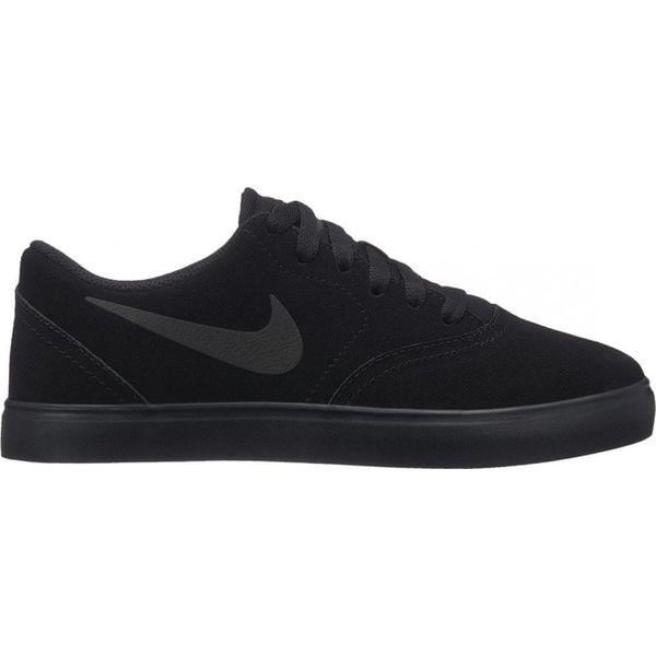 Nike tenisówki chłopięce SB Check Suede 37,5 czarne