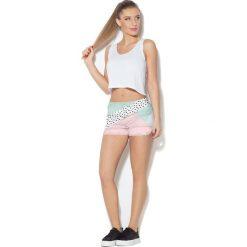 Colour Pleasure Spodnie damskie CP-020 27 miętowo-różowe r. XS/S. Spodnie dresowe damskie marki Nike. Za 72.34 zł.
