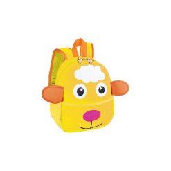 Plecak przedszkolny owca żółta 920551. Żółte torby i plecaki dziecięce Easy, z materiału. Za 49.79 zł.