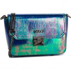 Torebka NOBO - NBAG-F4700-C019 Kolorowy Niebieski. Niebieskie torebki do ręki damskie Nobo, w kolorowe wzory, ze skóry ekologicznej. W wyprzedaży za 139.00 zł.