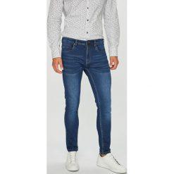 Medicine - Jeansy Basic. Niebieskie jeansy męskie MEDICINE. W wyprzedaży za 95.90 zł.