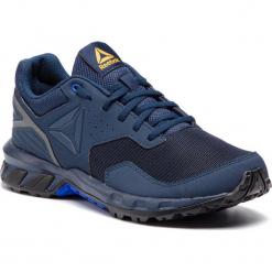Buty Reebok - Ridgerider Trail 4.0 CN6263 Nvy/Cobalt/Grey/Gld/Blk. Niebieskie buty sportowe męskie Reebok, z materiału. Za 229.00 zł.