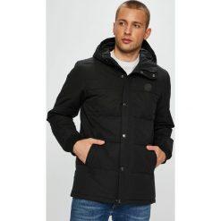 DC - Kurtka. Czarne kurtki męskie DC, z bawełny. W wyprzedaży za 479.90 zł.