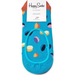 Skarpety Stopki Unisex HAPPY SOCKS - PIL06-6001 Kolorowy Niebieski. Skarpety męskie Happy Socks, w kolorowe wzory, z bawełny. Za 24.90 zł.