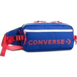 Saszetka nerka CONVERSE - 100006946-A02 400. Niebieskie saszetki męskie Converse, z materiału, młodzieżowe. W wyprzedaży za 119.00 zł.