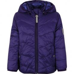 Kurtka dwustronna w kolorze fioletowym. Fioletowe kurtki i płaszcze dla dziewczynek Ticket to Heaven, na zimę, z materiału. W wyprzedaży za 95.95 zł.