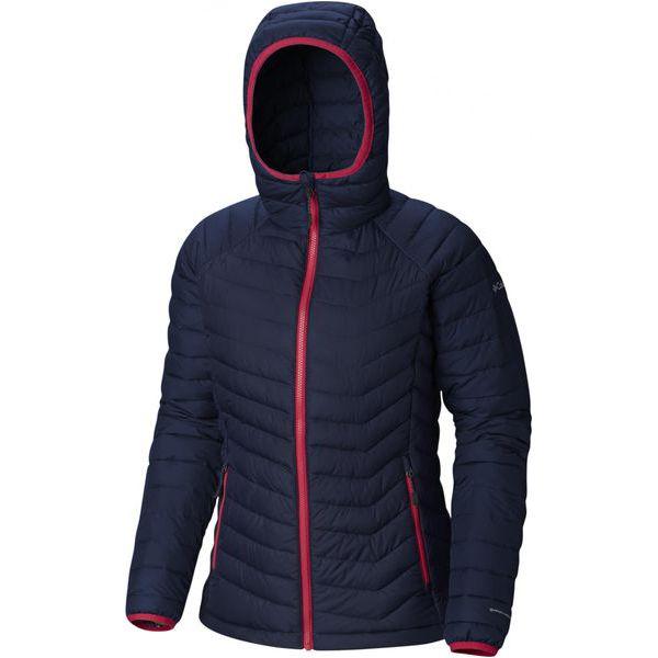 a3d07b94e1719 Columbia Powder Lite Hooded Jacket Nocturnal Xs - Kurtki sportowe ...