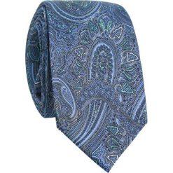 Jedwabny krawat KWWR007008. Szare krawaty i muchy Giacomo Conti, z jedwabiu. Za 169.00 zł.