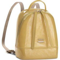 Plecak FURLA - Candy 870533 B BJW1 PL0  Senape. Plecaki damskie marki QUECHUA. W wyprzedaży za 539.00 zł.