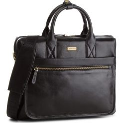 Torba na laptopa WITTCHEN - 86-3U-500-4 Czarny. Czarne torby na laptopa męskie Wittchen, ze skóry. W wyprzedaży za 549.00 zł.