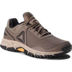 Buty Reebok - Ridgerider Trail 3.0 CN3489 Gre/Khaki/Coal/Gold. Brązowe buty sportowe męskie Reebok, z materiału. W wyprzedaży za 179.00 zł.