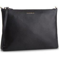 Torebka COCCINELLE - DV3 Mini Bag E5 DV3 55 F4 07 Noir 001. Czarne listonoszki damskie Coccinelle, ze skóry. Za 549.90 zł.