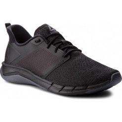 Buty Reebok - Print Run 3.0 CN2501  Black/Ash Grey. Czarne buty sportowe męskie Reebok, z materiału. W wyprzedaży za 229.00 zł.