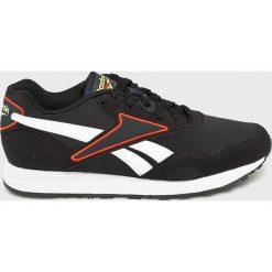 Reebok - Buty. Czarne buty sportowe męskie Reebok, z gumy. Za 329.90 zł.