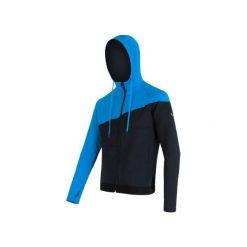 Sensor Bluza Z Kapturem Tecnostretch Black / Blue M. Czarne bluzy męskie Sensor. Za 319.00 zł.