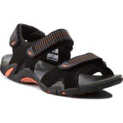 Sandały HI-TEC - Monilo AVSSS18-HT-01-Q2 Black/Orange/Mid Grey. Sandały męskie marki Wojas. W wyprzedaży za 119.00 zł.