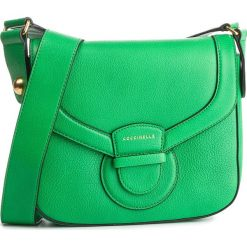 Torebka COCCINELLE - DS0 Vega E1 DS0 12 01 01 Alien Green G05. Zielone listonoszki damskie Coccinelle, ze skóry. Za 1,499.90 zł.