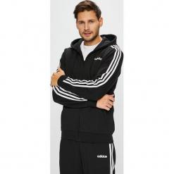 Adidas Performance - Bluza. Czarne bluzy męskie adidas Performance, z bawełny. Za 249.90 zł.