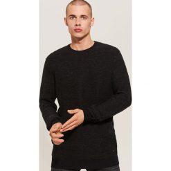 Sweter - Czarny. Czarne swetry przez głowę męskie House. Za 89.99 zł.