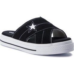 Klapki CONVERSE One Star Sandal Slip 564146C Turf OrangeEgretWhite