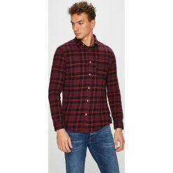 Review - Koszula. Brązowe koszule męskie Review, w kratkę, z bawełny, z klasycznym kołnierzykiem, z długim rękawem. W wyprzedaży za 99.90 zł.