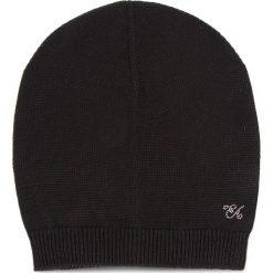 Czapka EMPORIO ARMANI - 394552 8A510 00020 S Black. Czarne czapki i kapelusze damskie Emporio Armani, z materiału. Za 319.00 zł.
