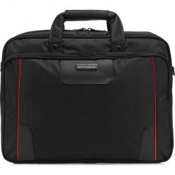 Torba na laptopa 85-3P-107-1. Czerwone torby na laptopa męskie Wittchen, w paski. Za 99.00 zł.