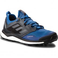 Buty adidas - Terrex Agravic Xt Gtx GORE-TEX AC7656 Blubea/Grefiv/Cblack. Czarne buty sportowe męskie Adidas, z gore-texu. W wyprzedaży za 519.00 zł.