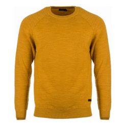 Pepe Jeans Sweter Męski Hemlock Xxl Żółty. Żółte swetry przez głowę męskie Pepe Jeans, z bawełny. Za 383.00 zł.