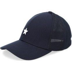 Czapka z daszkiem TOMMY HILFIGER - Tommy Star Cap AW0AW05485 413. Niebieskie czapki i kapelusze damskie Tommy Hilfiger, z bawełny. Za 179.00 zł.