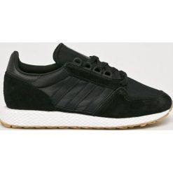 Adidas Originals - Buty Forest Grove. Czarne buty sportowe męskie adidas Originals, z gumy. Za 329.90 zł.