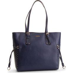 Torebka PUCCINI - BT28561 Granatowy 7A. Niebieskie torebki do ręki damskie Puccini, ze skóry ekologicznej. W wyprzedaży za 195.00 zł.