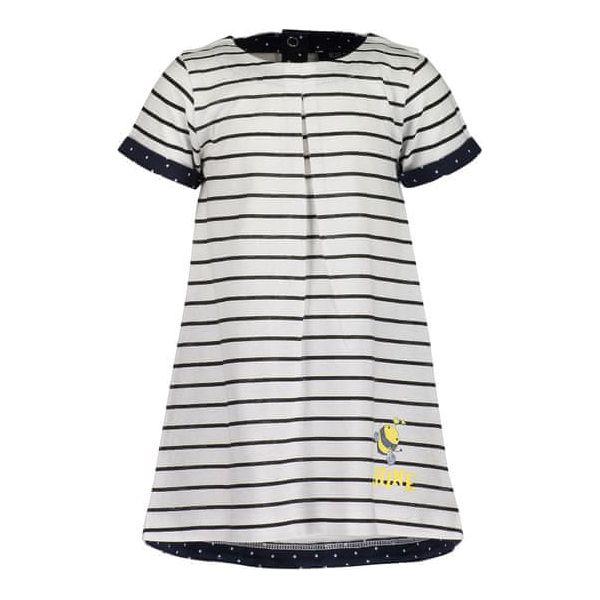 8d5266f360 Blue Seven Sukienka Dziewczęca W Paski 74 Kremowa - Sukienki dla ...