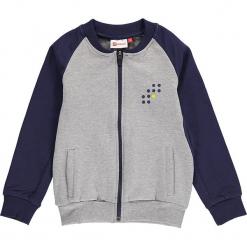"""Bluza """"Sebastian 710"""" w kolorze jasnoszaro-granatowym. Zielone bluzy dla chłopców marki Lego Wear Fashion, z bawełny, z długim rękawem. W wyprzedaży za 105.95 zł."""