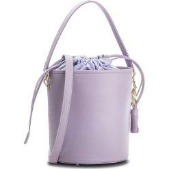 Torebka KAZAR - Paloma 32493-01-16 Fioletowy. Fioletowe torebki do ręki damskie Kazar, w paski, ze skóry. W wyprzedaży za 449.00 zł.