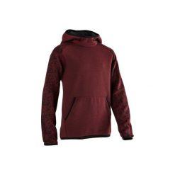 Bluza 500 Gym. Czerwone bluzy dla chłopców DOMYOS. Za 44.99 zł.
