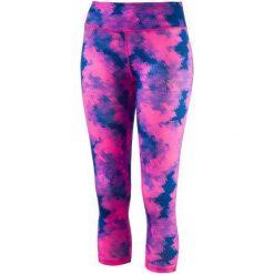 Puma Legginsy All Eyes On Me 3 4 Tight Pink-E Xs. Różowe legginsy sportowe damskie Puma, ze skóry. W wyprzedaży za 117.00 zł.