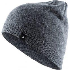 Czapka męska CAM600 - ciemny szary melanż - Outhorn. Szare czapki i kapelusze męskie Outhorn. Za 19.99 zł.